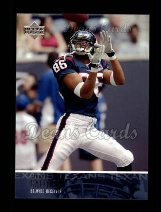 2003 Upper Deck #169  Jabar Gaffney