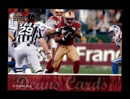 2003 Upper Deck #42  Garrison Hearst