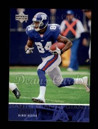 2003 Upper Deck #47  Tim Carter