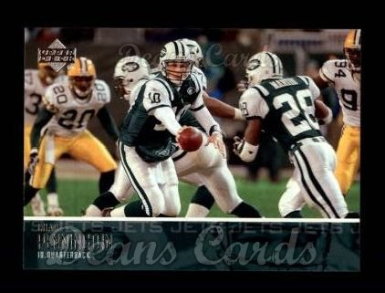 2003 Upper Deck #61  Chad Pennington