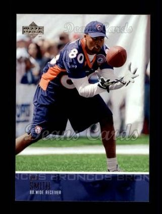 2003 Upper Deck #79  Rod Smith