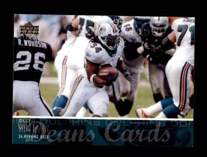 2003 Upper Deck #92  Ricky Williams