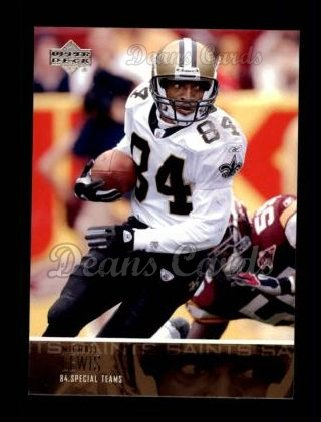 2003 Upper Deck #96  Michael Lewis
