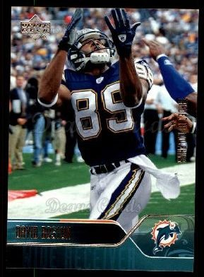 2004 Upper Deck #106  David Boston