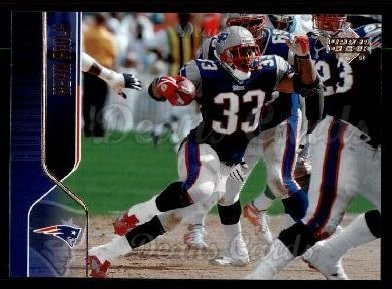 2004 Upper Deck #115  Kevin Faulk