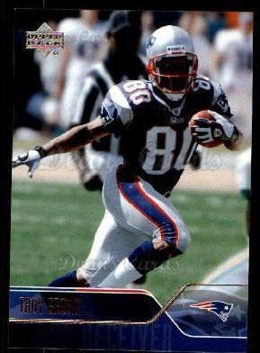 2004 Upper Deck #118  Troy Brown