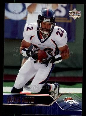 2004 Upper Deck #60  Quentin Griffin