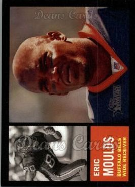 2005 Topps Heritage #303  Eric Moulds