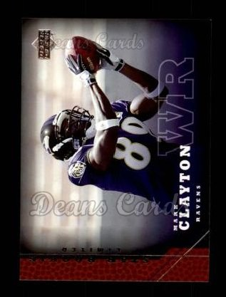 2005 Upper Deck #209  Mark Clayton
