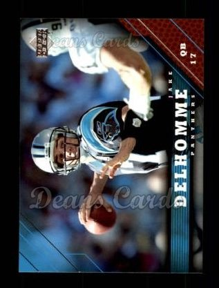 2005 Upper Deck #25  Jake Delhomme