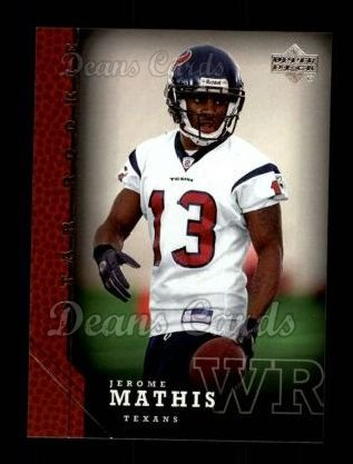 2005 Upper Deck #270  Jerome Mathis