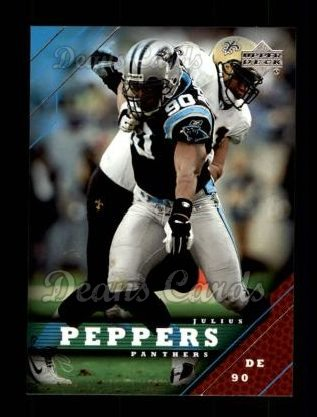 2005 Upper Deck #30  Julius Peppers