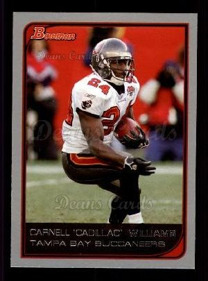 2006 Bowman #103  Cadillac Williams