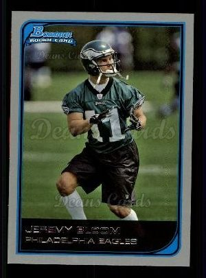2006 Bowman #162  Jeremy Bloom
