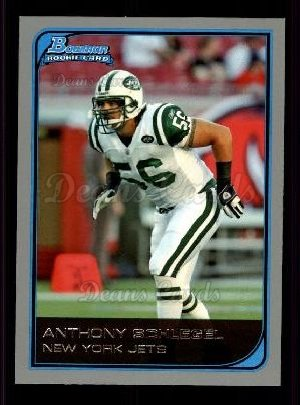 2006 Bowman #248  Anthony Schlegel