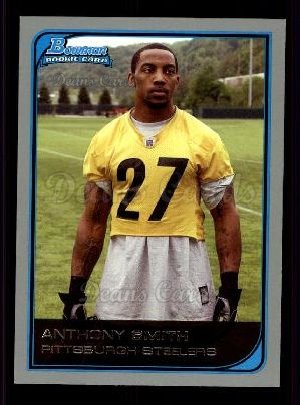 2006 Bowman #272  Anthony Smith