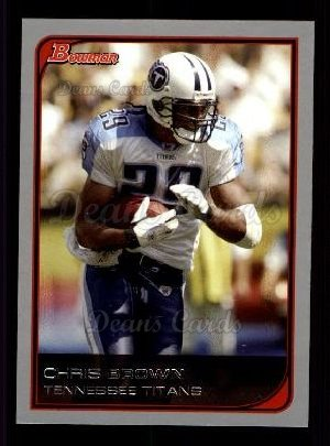 2006 Bowman #78  Chris Brown