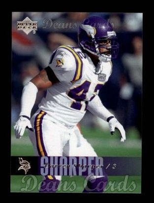 2006 Upper Deck #112  Darren Sharper