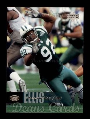 2006 Upper Deck #138  Shaun Ellis