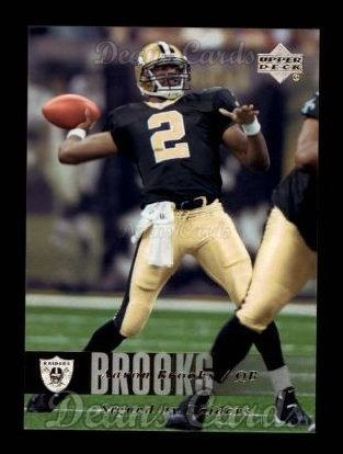 2006 Upper Deck #139  Aaron Brooks
