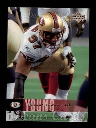 2006 Upper Deck #170  Bryant Young