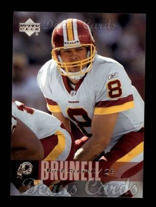 2006 Upper Deck #195  Mark Brunell
