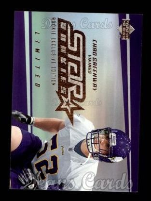2006 Upper Deck #204  Chad Greenway