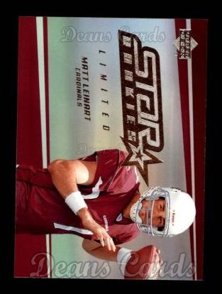 2006 Upper Deck #216  Matt Leinart