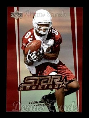 2006 Upper Deck #263  Leonard Pope