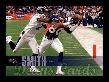 2006 Upper Deck #60  Rod Smith