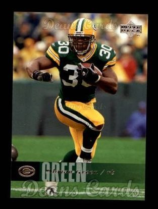 2006 Upper Deck #71  Ahman Green