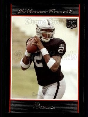 2007 Bowman #111  JaMarcus Russell