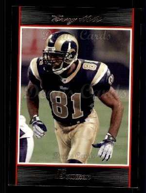 2007 Bowman #96  Torry Holt