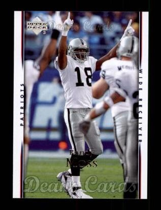 2007 Upper Deck #108  Randy Moss