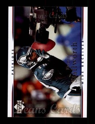 2007 Upper Deck #110  Donte Stallworth