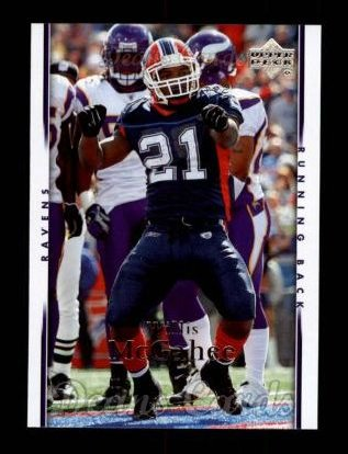 2007 Upper Deck #13  Willis McGahee