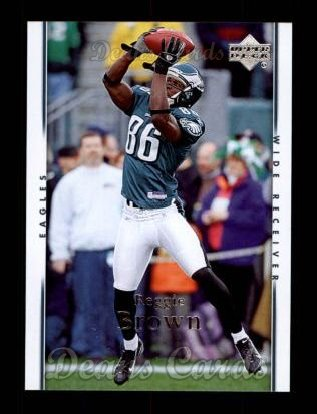 2007 Upper Deck #144  Reggie Brown