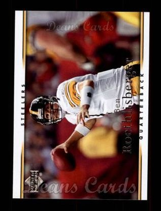 2007 Upper Deck #150  Ben Roethlisberger