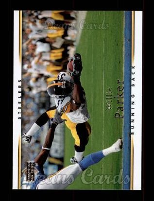 2007 Upper Deck #151  Willie Parker