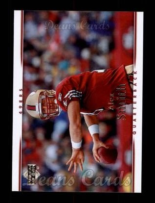 2007 Upper Deck #163  Alex Smith