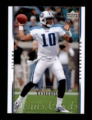 2007 Upper Deck #191  Vince Young