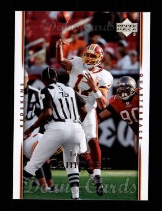 2007 Upper Deck #197  Jason Campbell