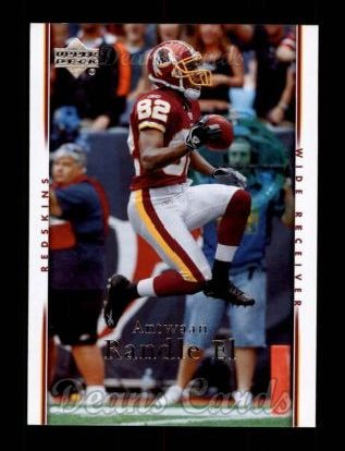 2007 Upper Deck #200  Antwaan Randle El