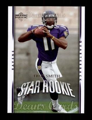 2007 Upper Deck #209  Troy Smith