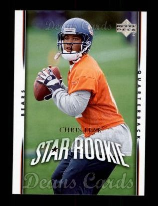 2007 Upper Deck #219  Chris Leak