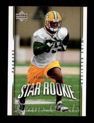 2007 Upper Deck #230  James Jones