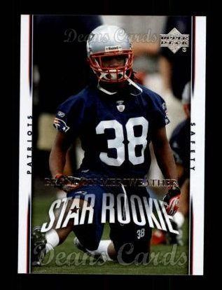 2007 Upper Deck #241  Brandon Meriweather