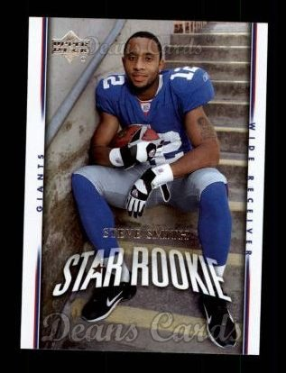 2007 Upper Deck #300  Steve Smith