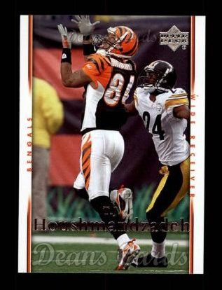 2007 Upper Deck #36  T.J. Houshmandzadeh