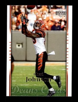 2007 Upper Deck #39  Chad Johnson